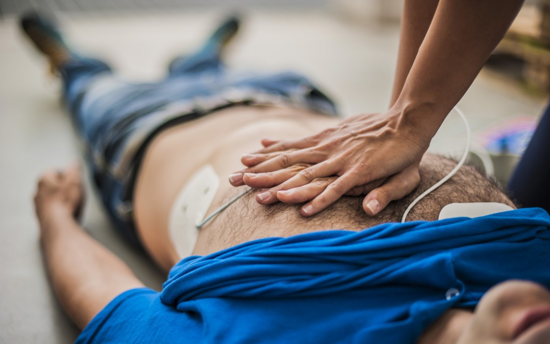Cardiac arrest: why the first minutes are vital (patient information)